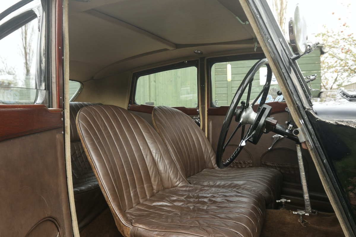 1934 Riley Kestrel 6 Cylinder, Special Series SOLD (picture 4 of 6)