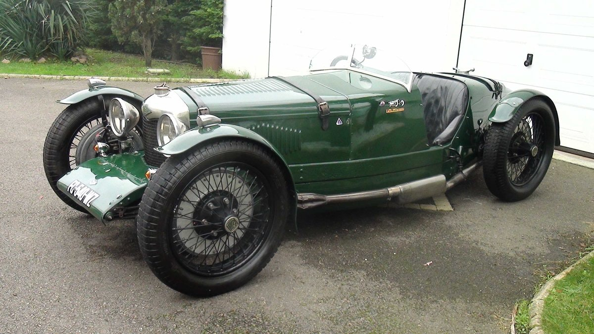 1933 Brooklands Special For Sale (picture 1 of 6)