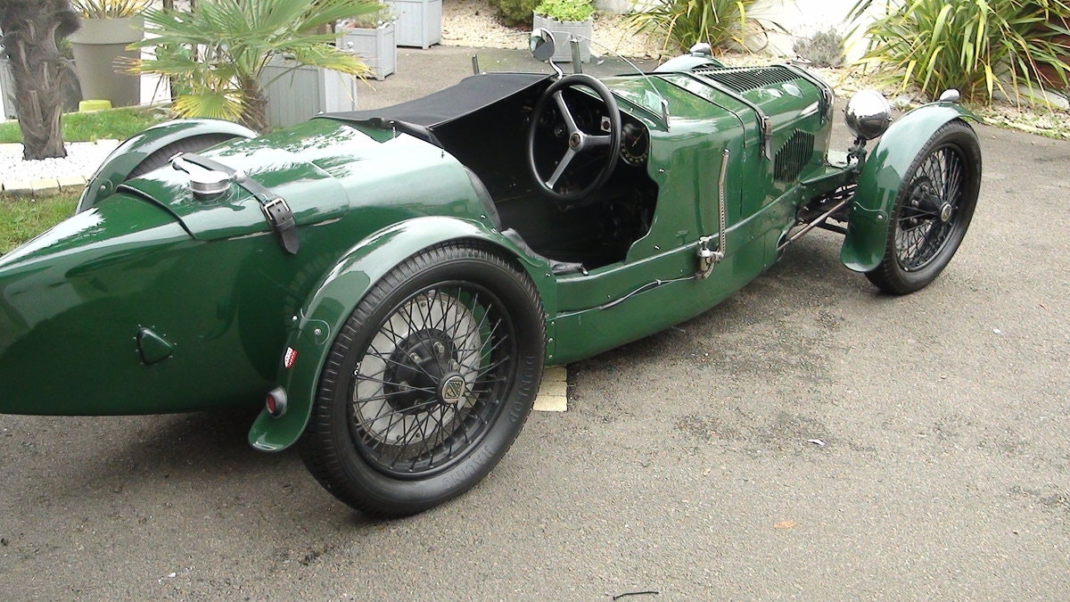 1933 Brooklands Special For Sale (picture 2 of 6)