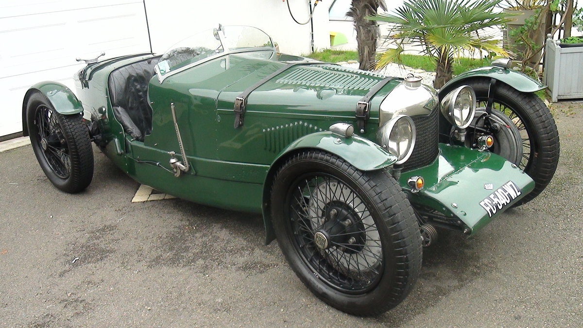1933 Brooklands Special For Sale (picture 4 of 6)