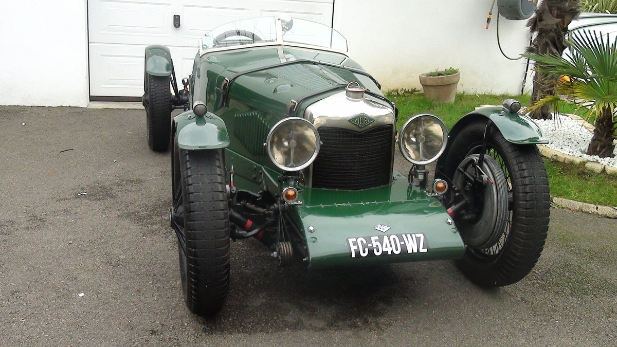 1933 Brooklands Special For Sale (picture 6 of 6)