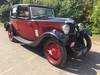 Picture of 1935 Riley Nine Monaco for sale in Hampshire... SOLD