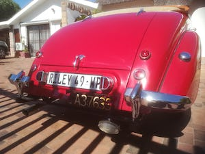 1947 Riley RMB Cabriolet For Sale (picture 7 of 12)