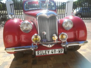 1947 Riley RMB Cabriolet For Sale (picture 9 of 12)