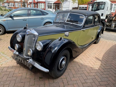 Picture of 1951 Riley RMB Saloon For Sale by Auction