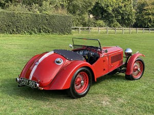 1937 Riley Sprite 12/4 Evocation RESERVED For Sale (picture 1 of 10)