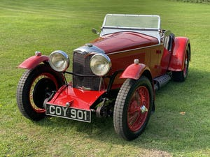 1937 Riley Sprite 12/4 Evocation RESERVED For Sale (picture 2 of 10)