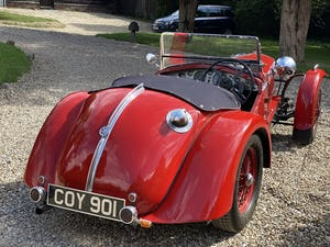 1937 Riley Sprite 12/4 Evocation RESERVED For Sale (picture 3 of 10)