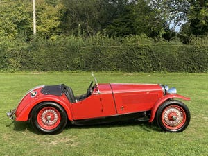 1937 Riley Sprite 12/4 Evocation RESERVED For Sale (picture 6 of 10)