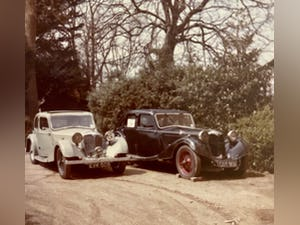 1937 Riley Sprite 12/4 Evocation RESERVED For Sale (picture 9 of 10)