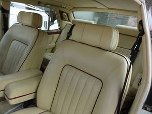 1986 Rolls Royce Silver Spirit For Sale (picture 3 of 7)