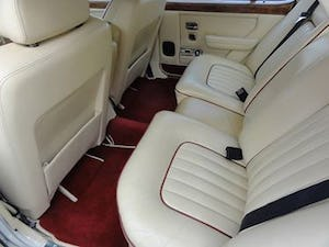 1986 Rolls Royce Silver Spirit For Sale (picture 5 of 7)