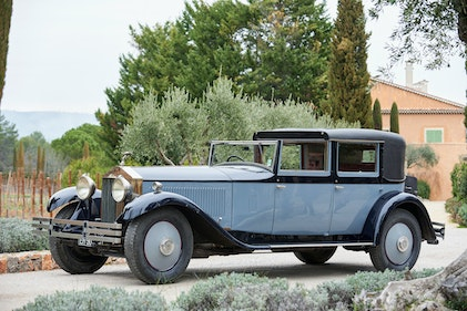 Picture of 1929 Rolls Royce Phantom II Sedanca De Ville For Sale