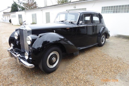 Picture of 1953 Rolls Royce Silver Dawn LHD For Sale