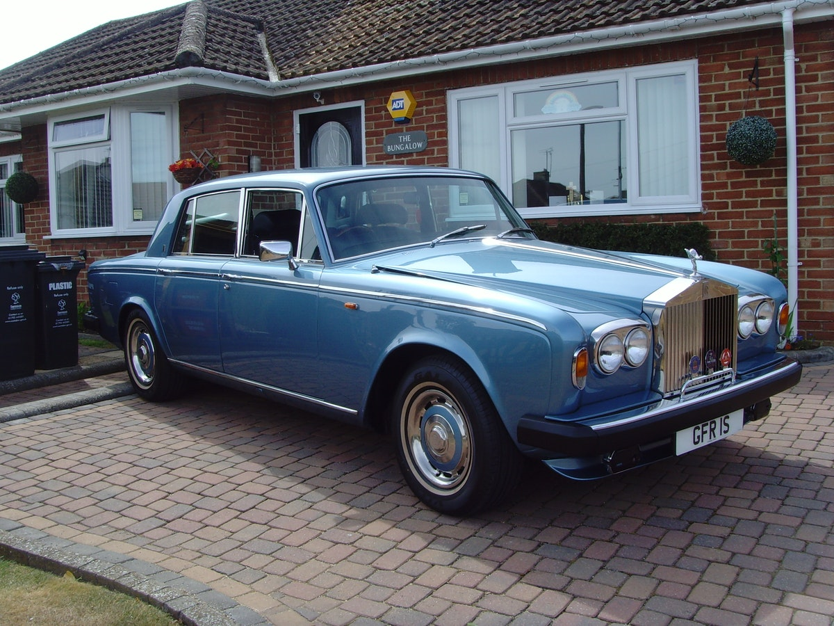 Beautiful Rolls Royce Silver Shadow 11 - 1978- S For Sale (picture 4 of 9)