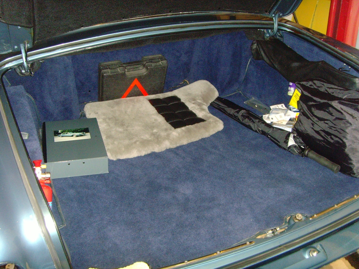 Beautiful Rolls Royce Silver Shadow 11 - 1978- S For Sale (picture 9 of 9)
