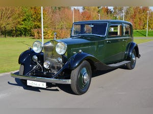 1934 Rolls-Royce Phantom II Sports Saloon by James Young For Sale (picture 1 of 11)