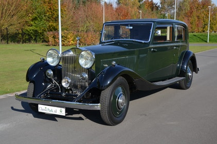 Picture of 1934 Rolls-Royce Phantom II Sports Saloon by James Young For Sale