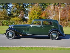 1934 Rolls-Royce Phantom II Sports Saloon by James Young For Sale (picture 2 of 11)