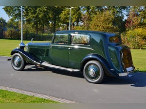 1934 Rolls-Royce Phantom II Sports Saloon by James Young For Sale (picture 3 of 11)