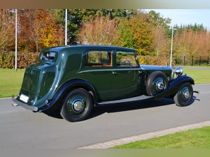 1934 Rolls-Royce Phantom II Sports Saloon by James Young For Sale (picture 4 of 11)