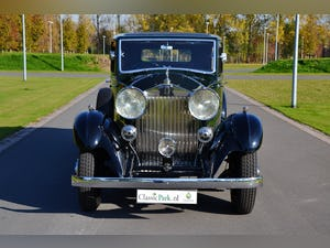 1934 Rolls-Royce Phantom II Sports Saloon by James Young For Sale (picture 6 of 11)