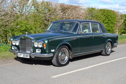Picture of 1976 Rolls-Royce Silver Shadow For Sale by Auction