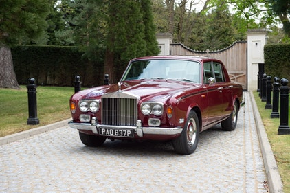 Picture of 1975 Rolls Royce Silver Shadow 1 For Sale by Auction