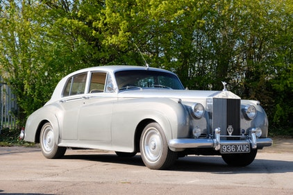 Picture of 1956 Rolls-Royce Silver Cloud For Sale by Auction