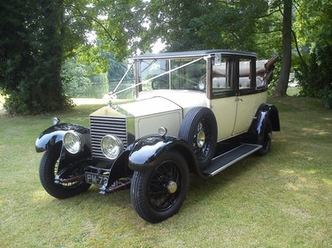 Picture of 1926 Rolls Royce 20HP By Hooper For Sale