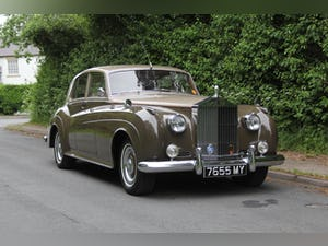 1959 Rolls Royce Silver Cloud I For Sale (picture 1 of 22)