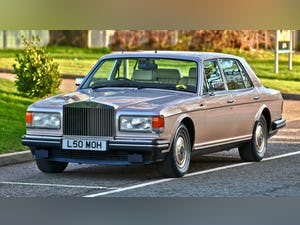 1994 1995 Rolls-Royce Silver Spur III - Only 7k Miles For Sale (picture 1 of 12)
