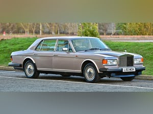 1994 1995 Rolls-Royce Silver Spur III - Only 7k Miles For Sale (picture 3 of 12)