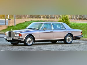 1994 1995 Rolls-Royce Silver Spur III - Only 7k Miles For Sale (picture 4 of 12)