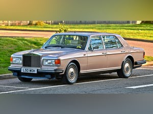 1994 1995 Rolls-Royce Silver Spur III - Only 7k Miles For Sale (picture 6 of 12)