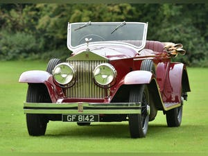 1930 Rolls Royce Phantom II Lincoln Style Tourer For Sale (picture 1 of 12)