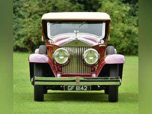 1930 Rolls Royce Phantom II Lincoln Style Tourer For Sale (picture 2 of 12)