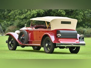 1930 Rolls Royce Phantom II Lincoln Style Tourer For Sale (picture 3 of 12)