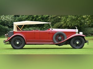 1930 Rolls Royce Phantom II Lincoln Style Tourer For Sale (picture 4 of 12)
