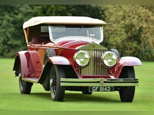 1930 Rolls Royce Phantom II Lincoln Style Tourer For Sale (picture 5 of 12)