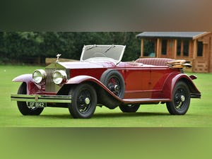 1930 Rolls Royce Phantom II Lincoln Style Tourer For Sale (picture 6 of 12)