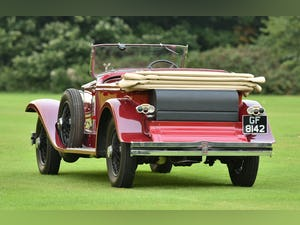 1930 Rolls Royce Phantom II Lincoln Style Tourer For Sale (picture 7 of 12)