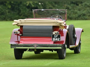 1930 Rolls Royce Phantom II Lincoln Style Tourer For Sale (picture 8 of 12)