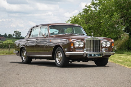 Picture of 1973 Rolls-Royce Silver Shadow (15,921 miles) For Sale by Auction