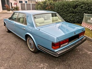 1988 Rolls Royce - Silver Spur 1 For Sale (picture 3 of 12)