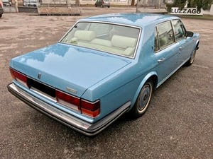1988 Rolls Royce - Silver Spur 1 For Sale (picture 4 of 12)