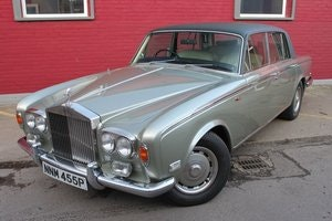 Picture of 1976 ROLLS-ROYCE SILVER SHADOW LUXURY CLASSIC SILVER SHAOW 1  For Sale