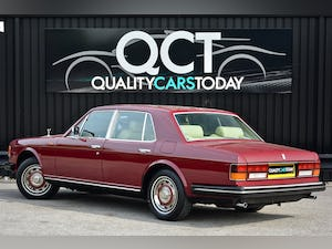 1981 Rolls Royce Silver Spirit *73k Miles + Claret Paint* For Sale (picture 2 of 6)