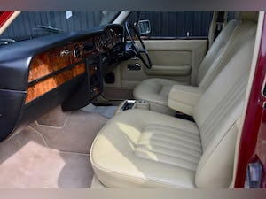 1981 Rolls Royce Silver Spirit *73k Miles + Claret Paint* For Sale (picture 5 of 6)