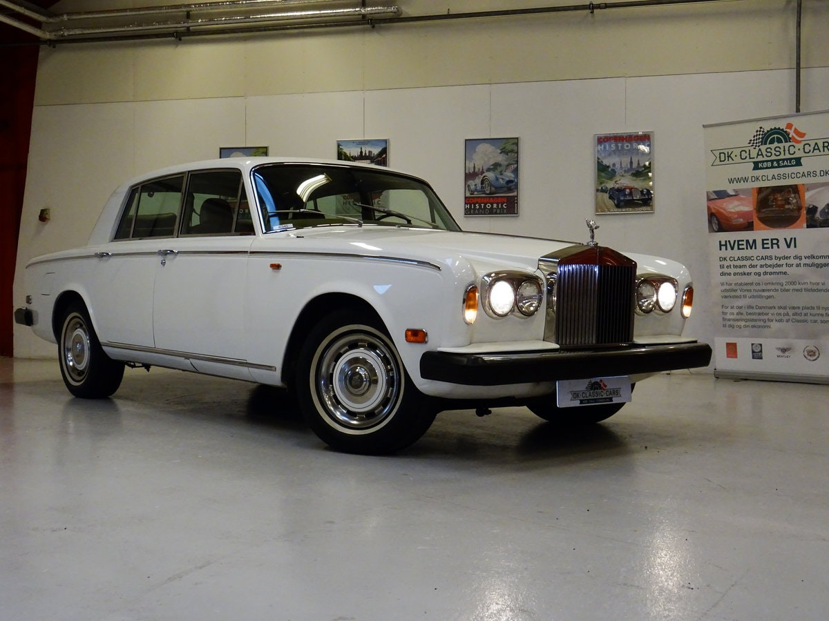 1975 Rolls-Royce Silver Shadow SOLD (picture 1 of 6)